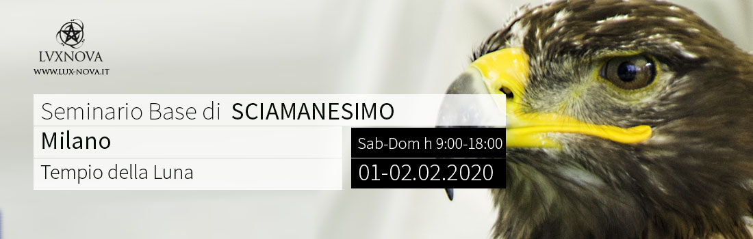 Seminario Base di sciamanesimo - Milano – 01.02.2020