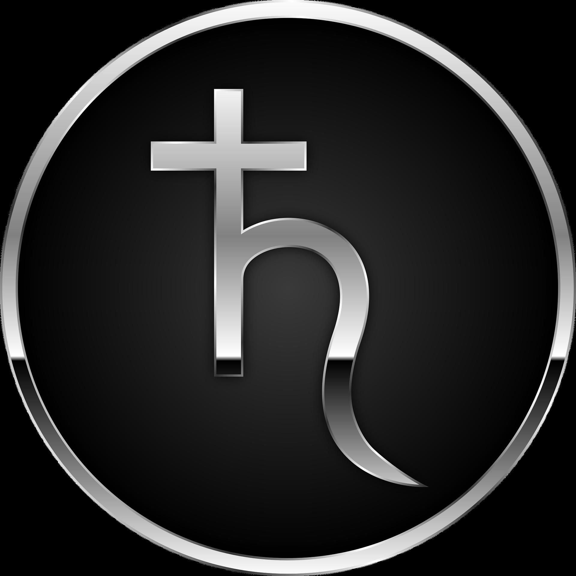 Simbolo di Saturno