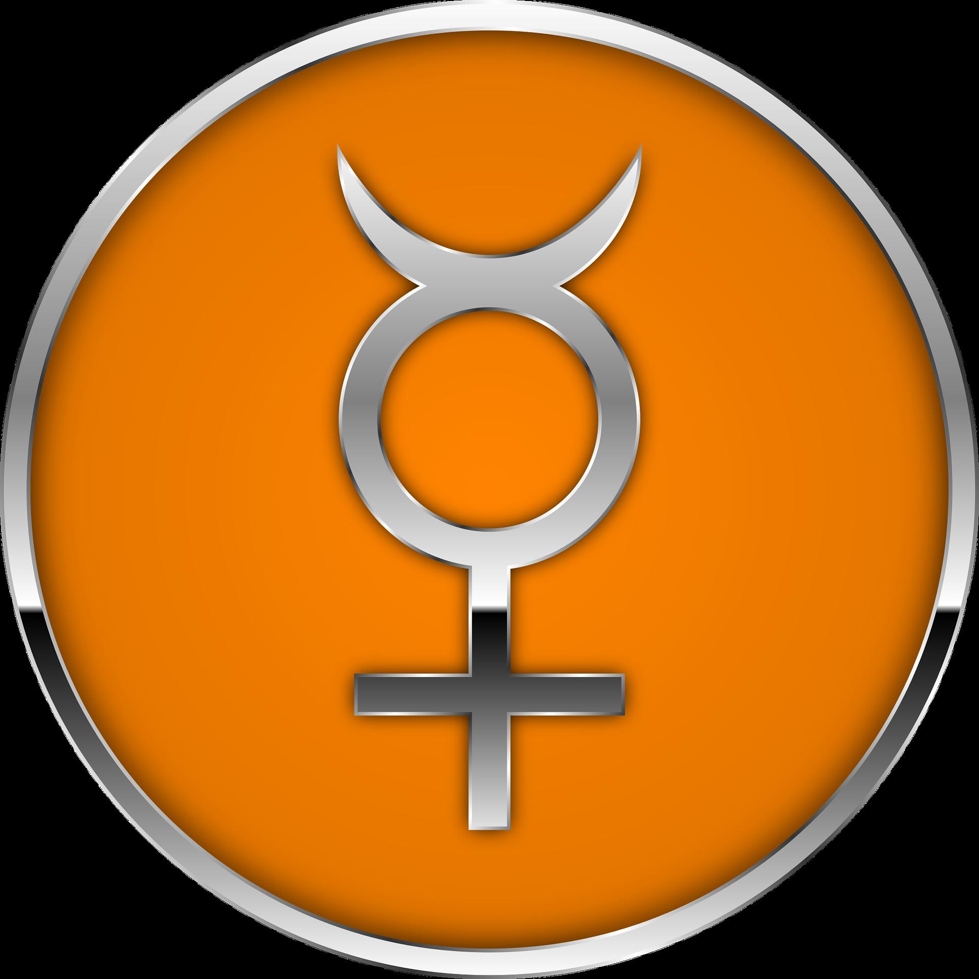 Simbolo di Mercurio