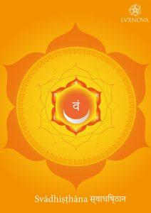 Secondo chakra Svadhistana
