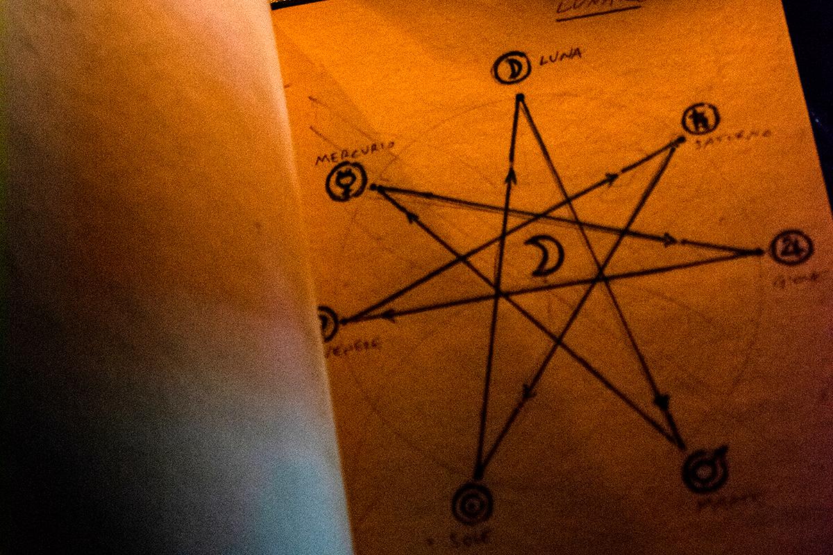 Grimorio di magia e metamagia