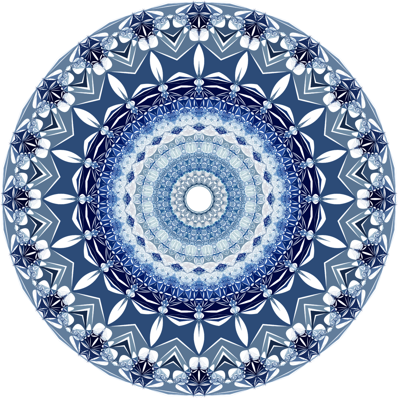 Mandala simmetrico