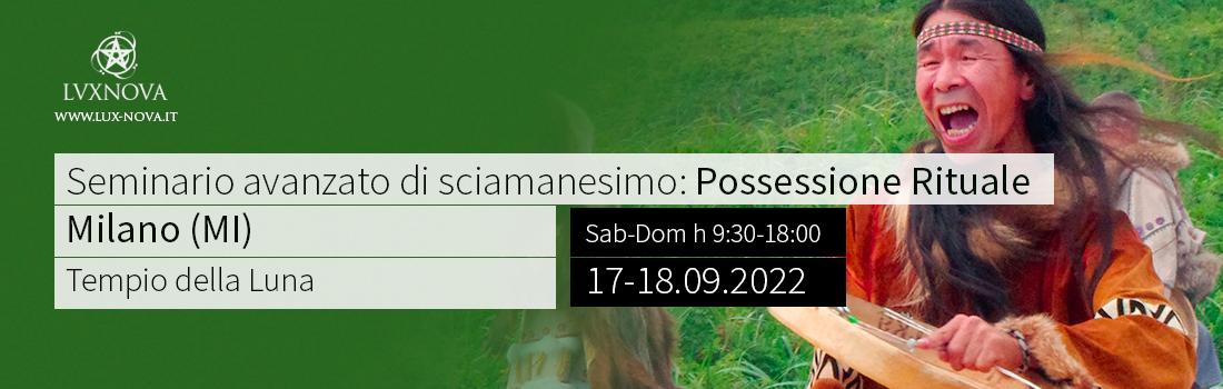Possessione rituale Milano Settembre 2022