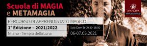 Scuola di Magia e Metamagia Marzo 2021