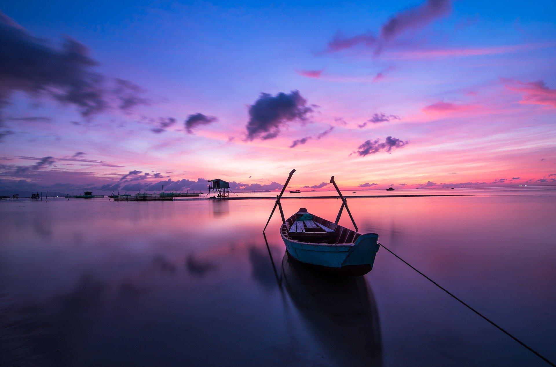Barca Meditazione sesto chakra