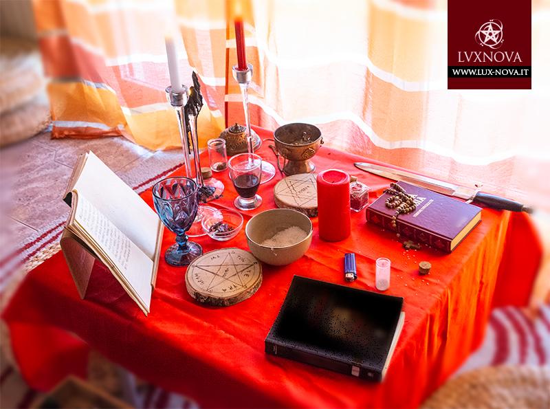Altare di Magia di purificazione