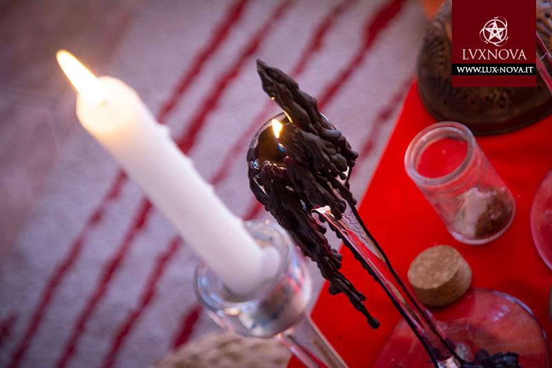 Candela Nera e rito di purificazione
