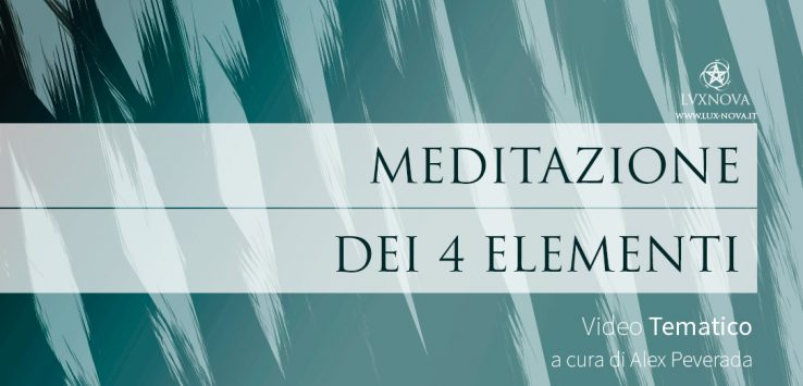 Meditazione dei 4 elementi