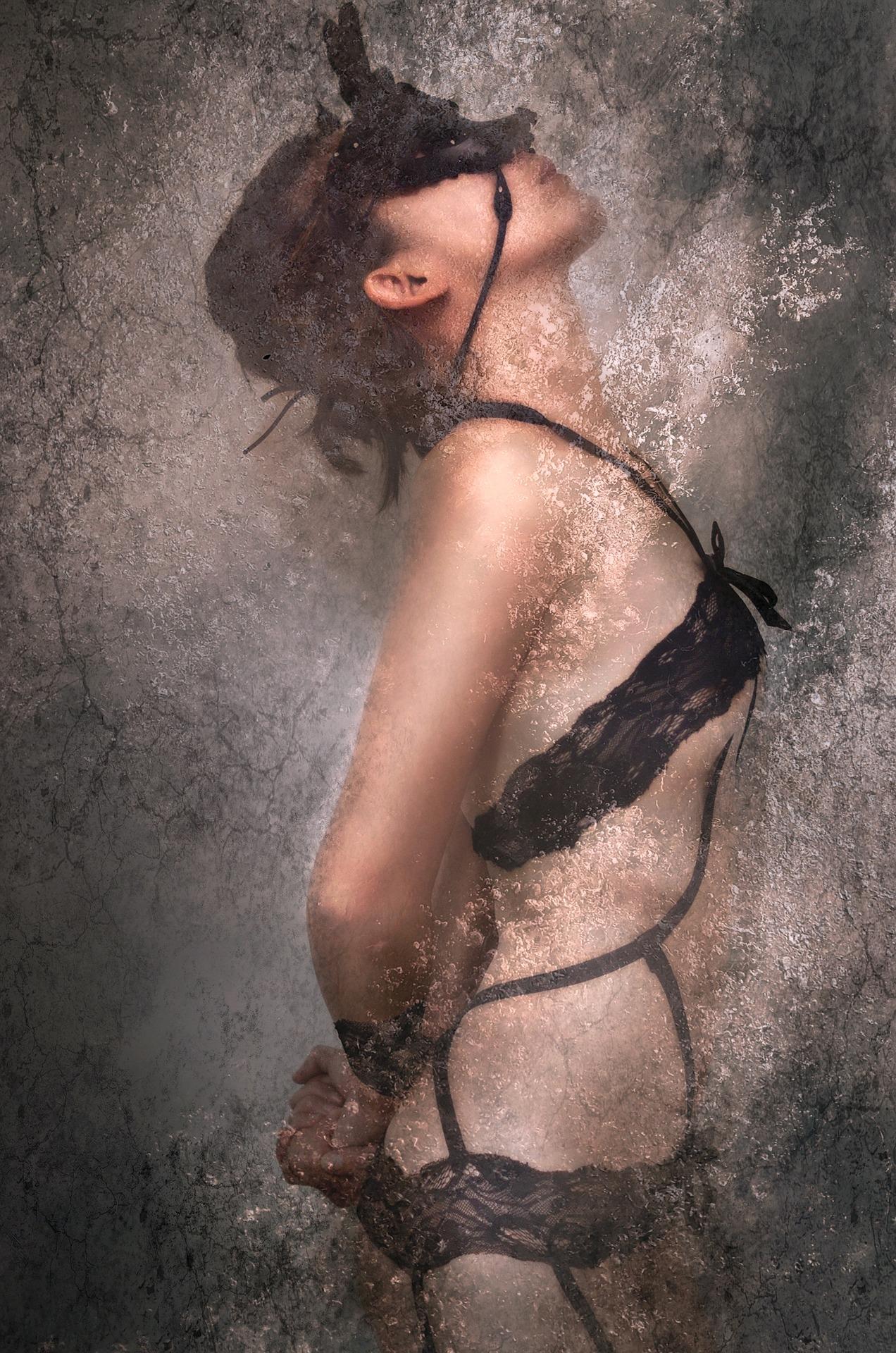 Legamento magico erotismo
