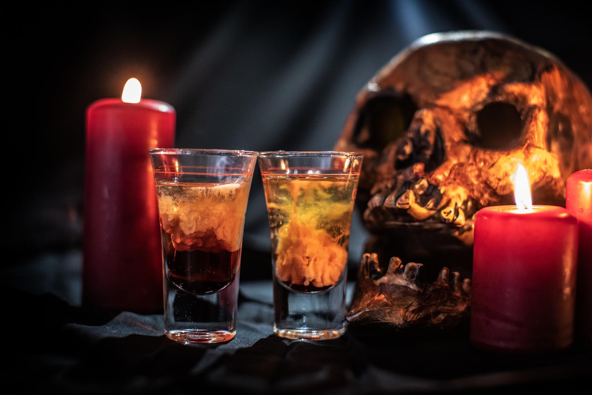 Rituali di magia rossa e i problemi?