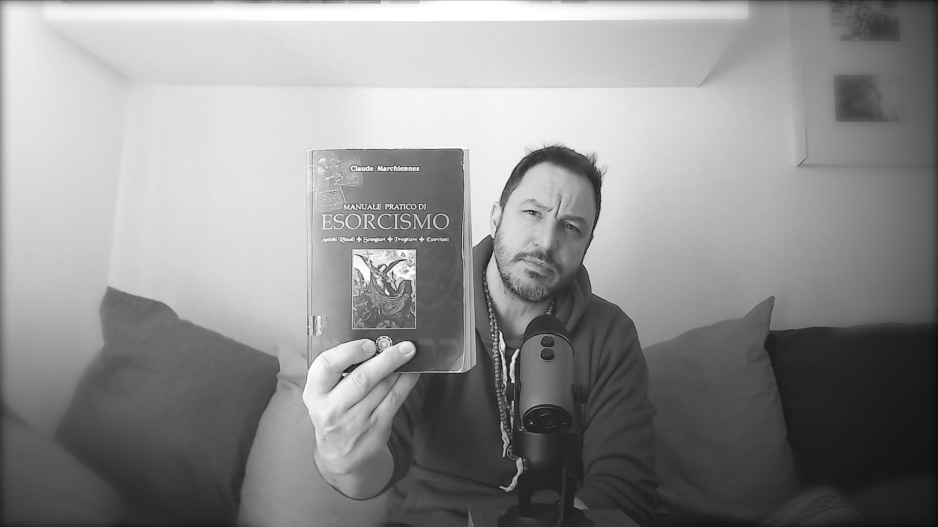 Manuale Pratico di Esorcismo di Claude Marchiennes