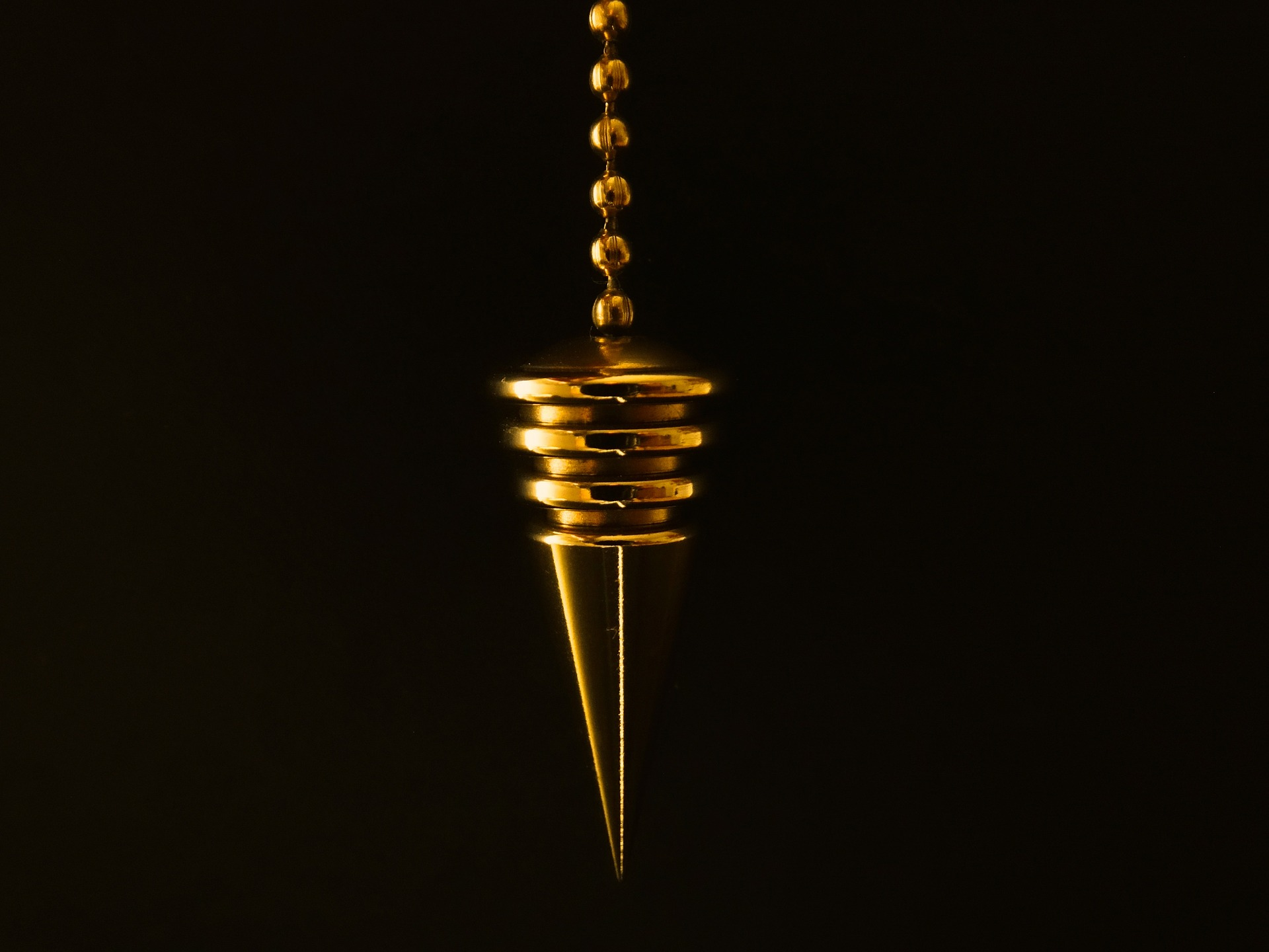 Pendolo di ottone
