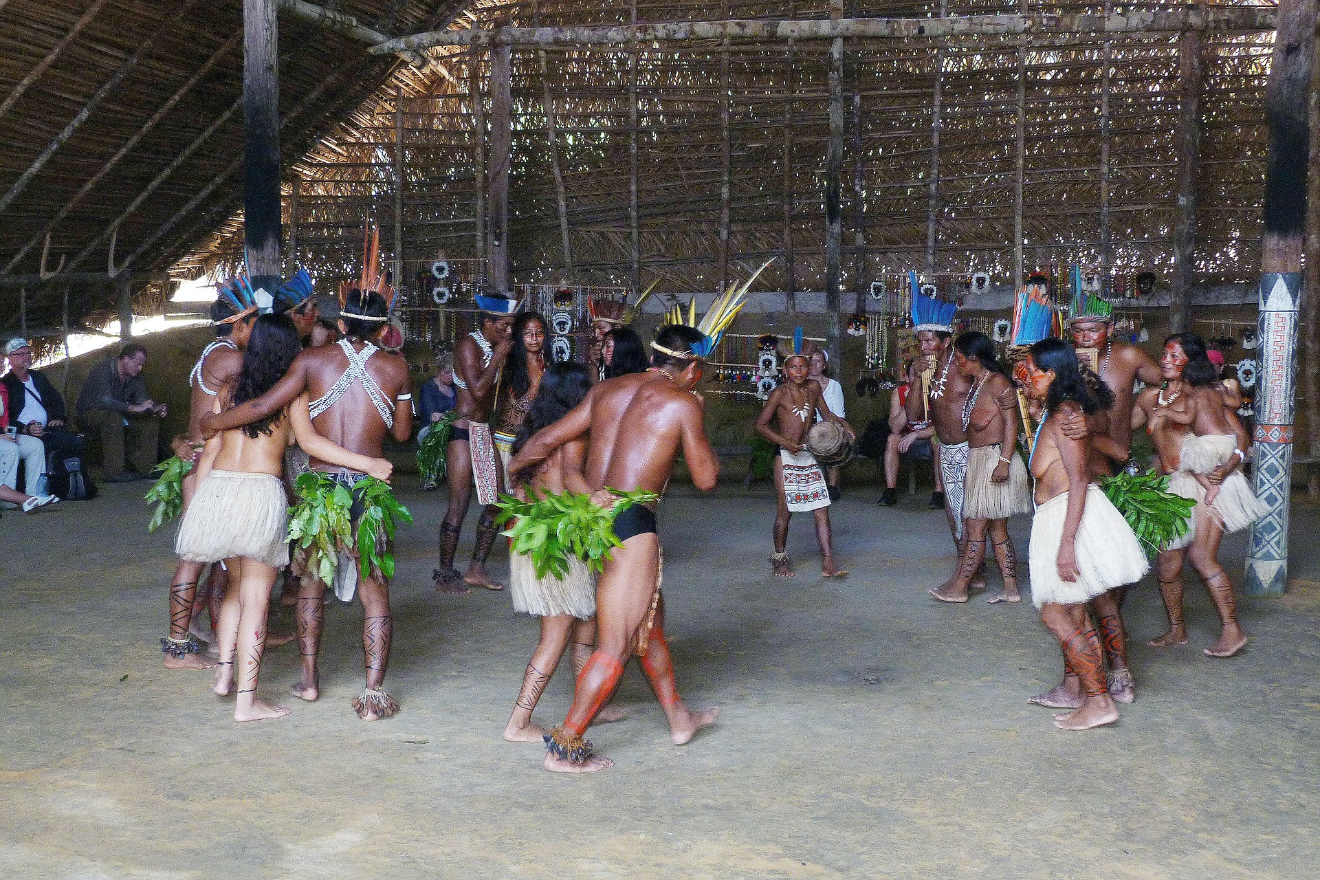 Danze indigene ed enteogenia