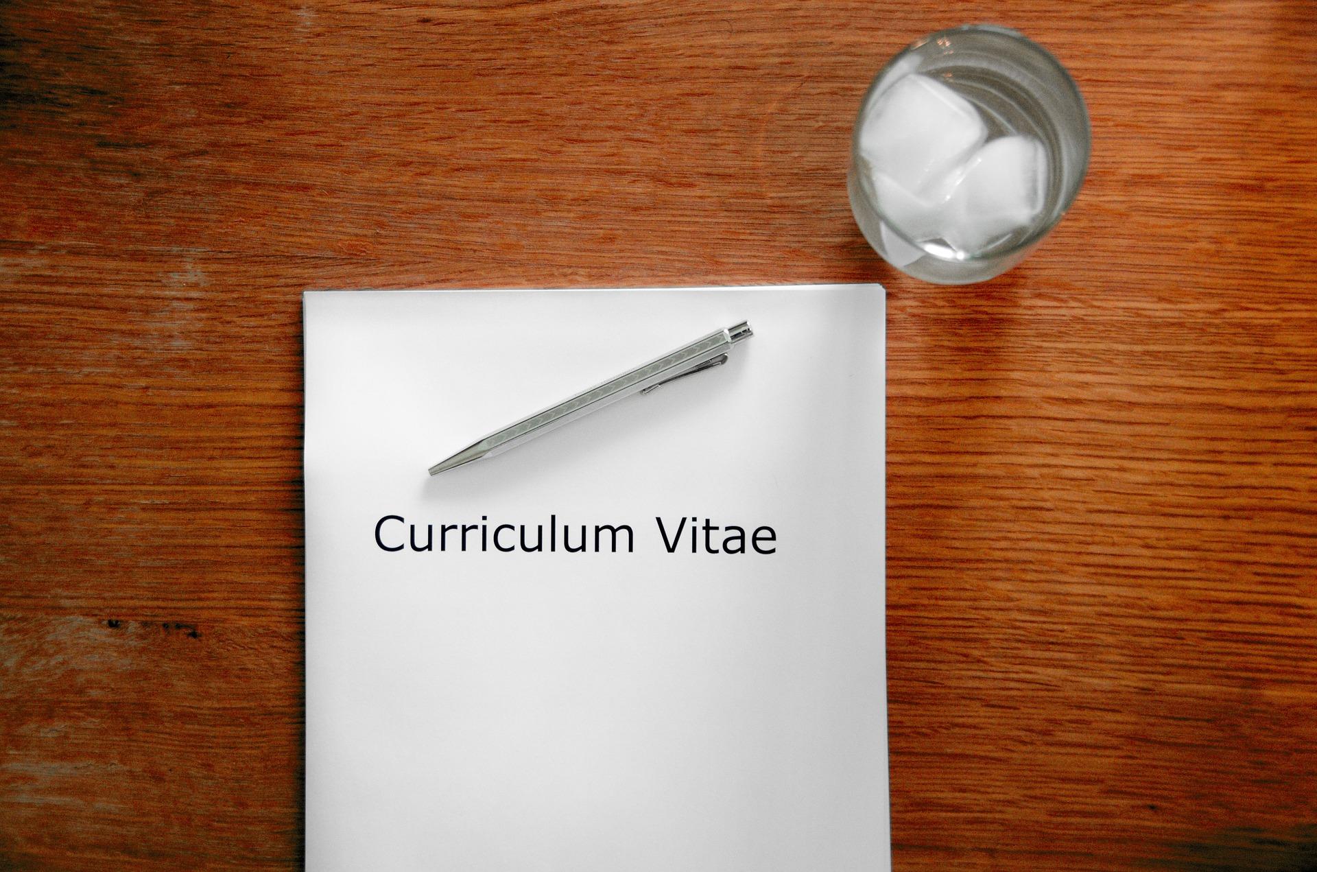 Curriculum Vitae Operatore Olistico