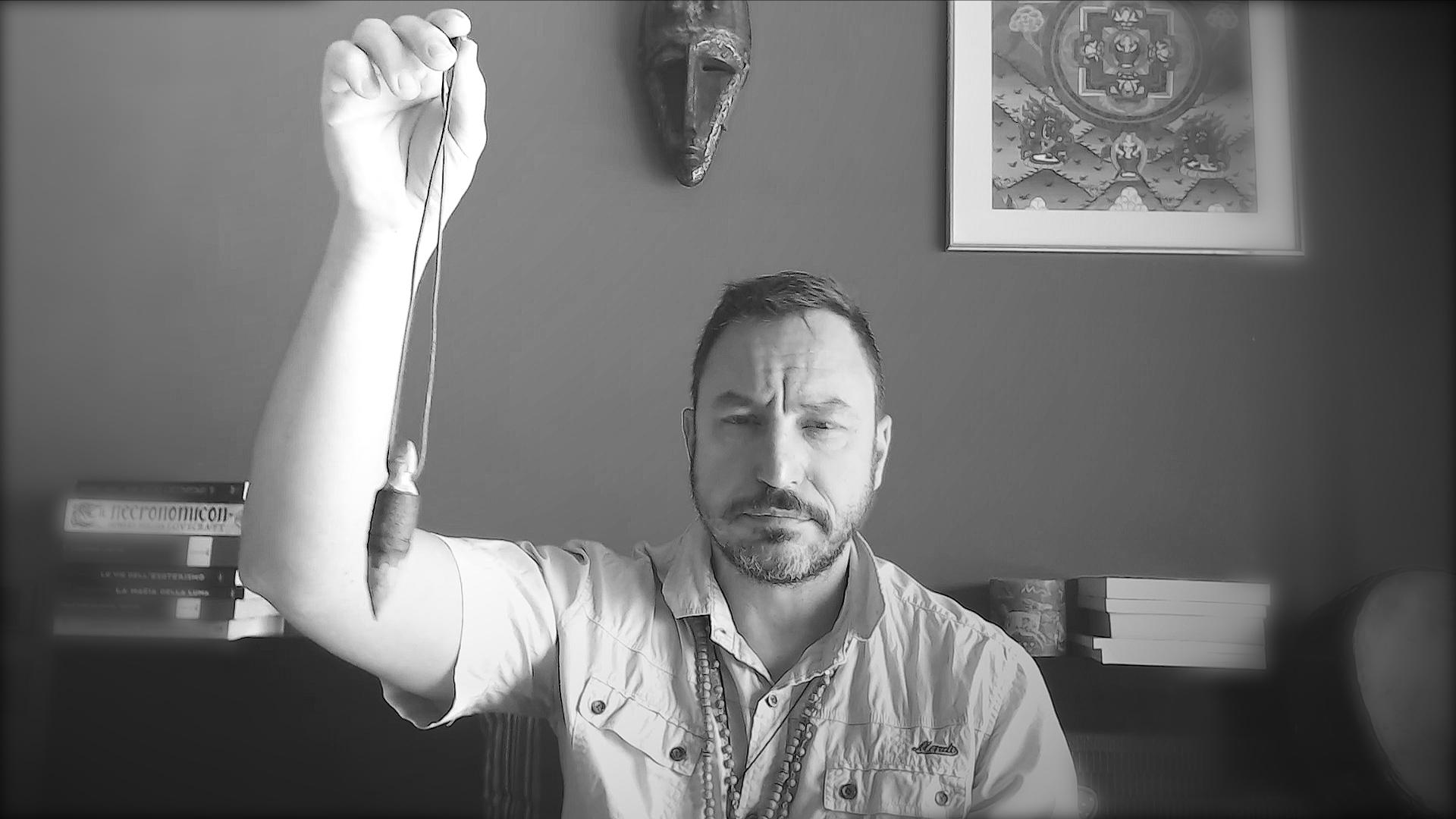 Il pendolino non è una tecnica sciamanica