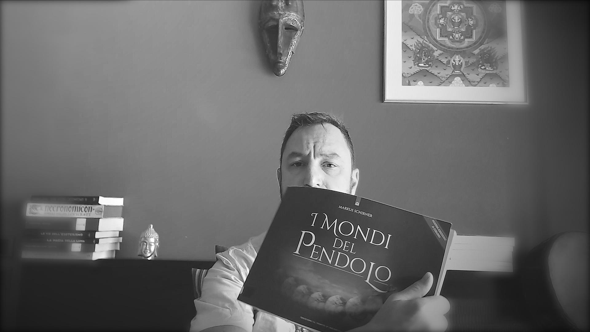 Libro I mondi del pendolo di Marcus Schirner