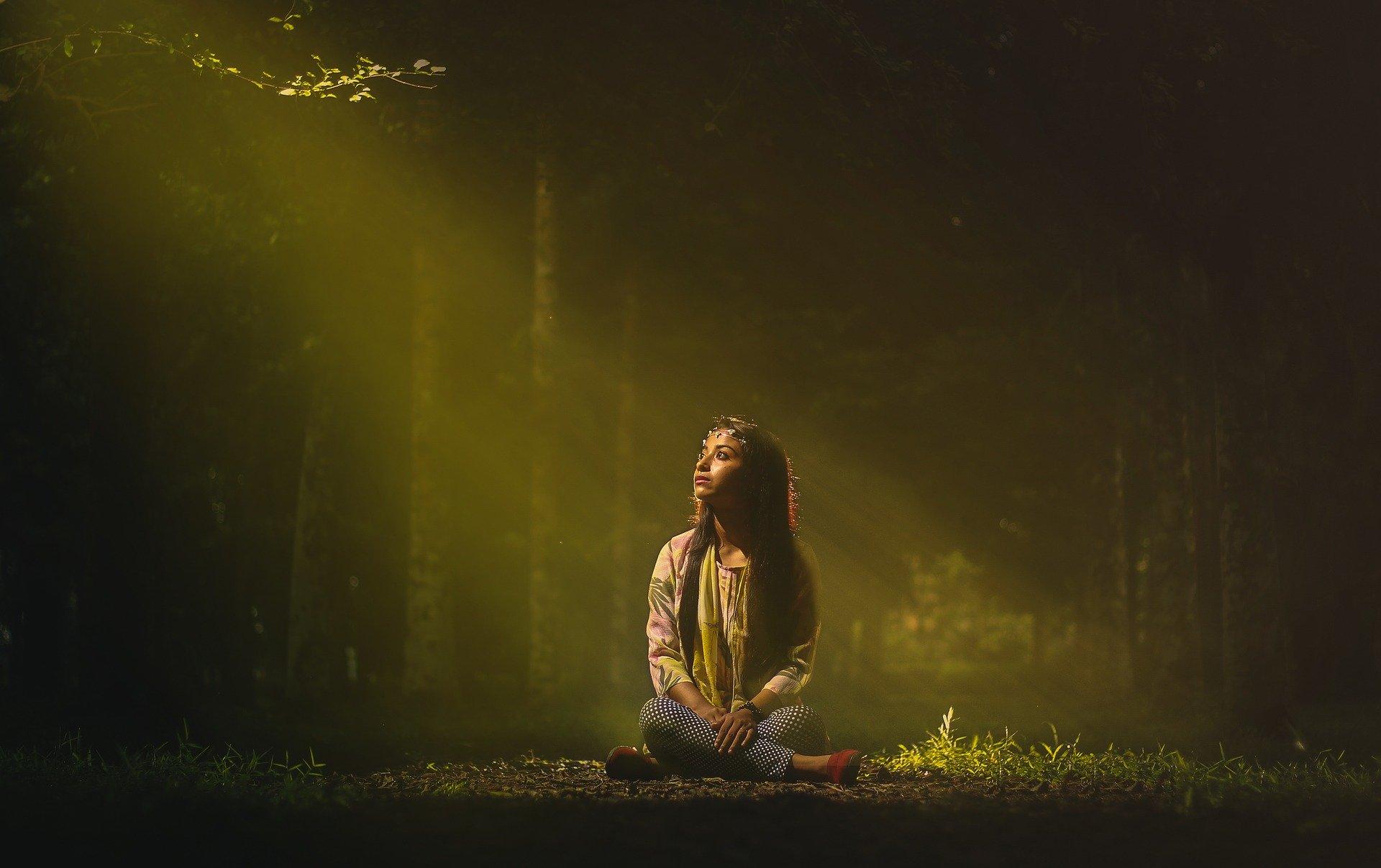 Meditazione elemento terra