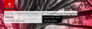 Costellazioni metamagiche-busto arsizio giugno 2021