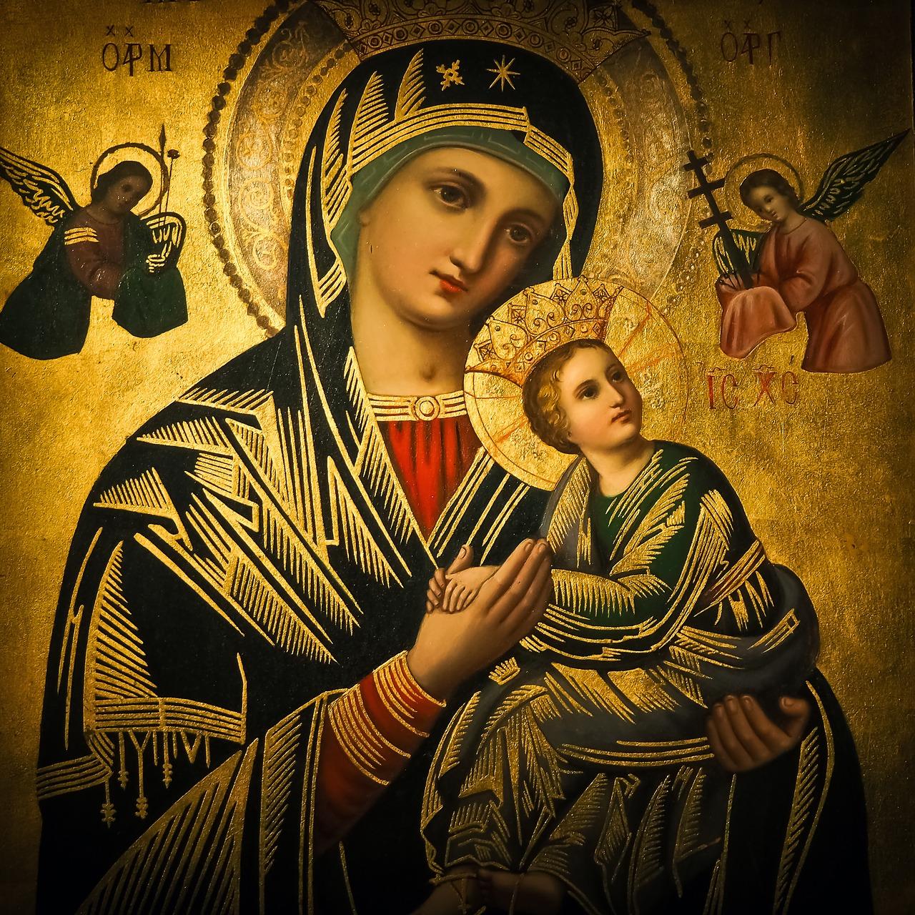 Perdonare un soggetto con la forza della Vergine Maria