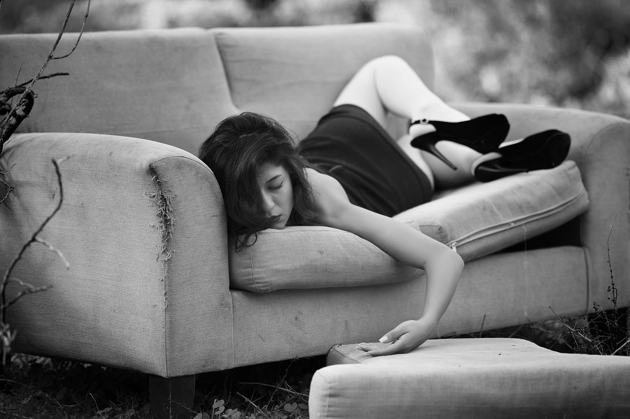 09° - Segnale:: sensazioni sfinimento senza motivo, perdita di energia, fatica o angoscia nell'alzarsi dal letto la mattina