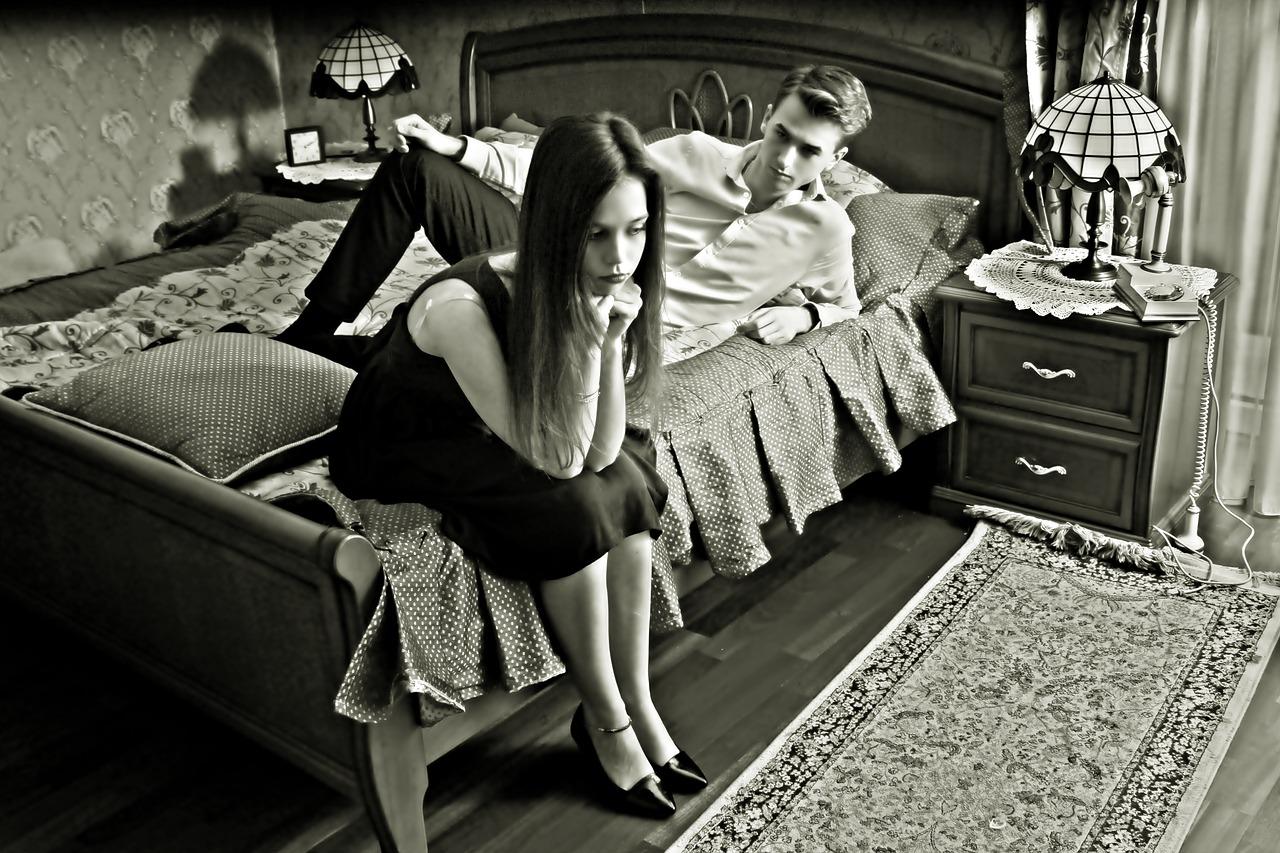 14°- Segnale: Frigidità che interviene dopo un periodo di vita sessuale normale